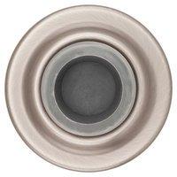 """Baldwin Hardware - Reserve Door Accessories - 2.4"""" Concave Wall Bumper in Matte Antique Nickel"""