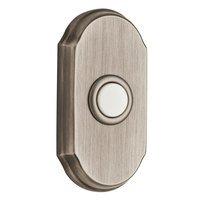 Baldwin Hardware - Reserve Door Accessories - Illuminated Arch Door Bell in Matte Antique Nickel