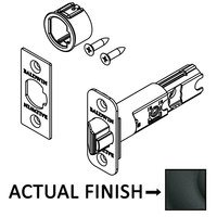 Baldwin Hardware - Reserve Door Accessories - Keyed 6L Deadlatch for Entry Knob/Lever in Polished Brass