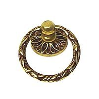 "Bosetti Marella - French Antique Gold - Small Ring Pull 1 3/8"" in French Antique Gold"