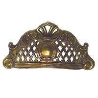 """Bosetti Marella - Antique Brass Distressed - Bin Cup Pull 2 1/2"""" in Antique Brass Distressed"""