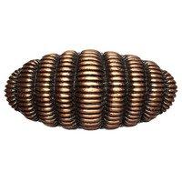 Big Sky Hardware - Textured - Bee Hive Knob in Antique Brass