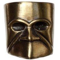 Big Sky Hardware - Masks - Casanova Knob in Antique Brass