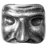 Big Sky Hardware - Masks - Pulcinella Knob in Pewter