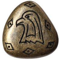 Big Sky Hardware - Southwestern - Southwest Eagle Knob in Antique Brass