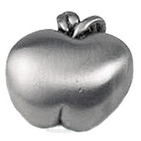 Big Sky Hardware - Fruits - Apple Knob in Pewter