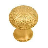 Carpe Diem Hardware - Millennium - Large Round Knob in Cobblestone