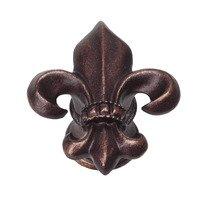 Carpe Diem Hardware - Charlemagne - Knob in Cobblestone