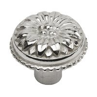 Carpe Diem Hardware - Acanthus - Large Knob in Cobblestone