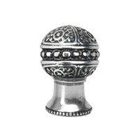 Carpe Diem Hardware - Millennium - Small Round Knob in Cobblestone