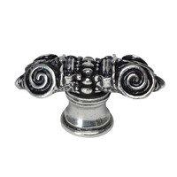 Carpe Diem Hardware - Oracle - Column Knob in Cobblestone