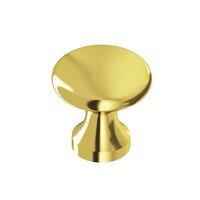 "Colonial Bronze - Knobs - 7/8"" Diameter Knob In Oil Rubbed Bronze"
