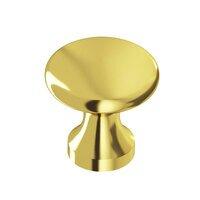 "Colonial Bronze - Knobs - 1 1/8"" Diameter Knob In Oil Rubbed Bronze"