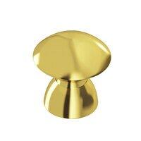 "Colonial Bronze - Knobs - 1"" Diameter Knob In Satin Bronze"