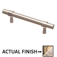 """Colonial Bronze - Pulls - 3"""" Centers Pull in Antique Brass and Oil Rubbed Bronze"""
