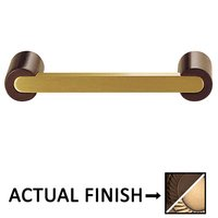 """Colonial Bronze - Pulls - 3 1/2"""" Centers Pull in Oil Rubbed Bronze and Satin Bronze"""