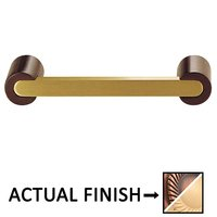 """Colonial Bronze - Pulls - 3"""" Centers Pull in Antique Copper and Antique Copper"""