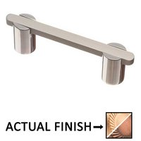 """Colonial Bronze - Pulls - 3"""" Centers Pull in Matte Satin Bronze and Oil Rubbed Bronze"""