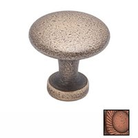 "Colonial Bronze - Knobs - 1 1/16"" Knob In Satin Bronze"