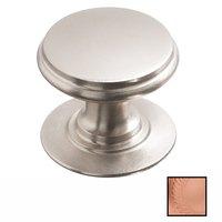 "Colonial Bronze - Knobs - 1 1/4"" Knob In Satin Bronze"