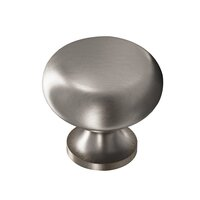 "Colonial Bronze - Knobs - 3/4"" Diameter Knob In Satin Bronze"