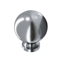 "Colonial Bronze - Knobs - 1"" Knob In Satin Bronze"