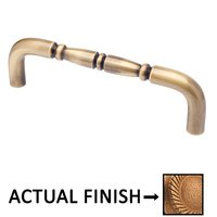 """Colonial Bronze - Appliance Pulls - 18"""" Centers Traditional Thru Bolt Pull in Oil Rubbed Bronze"""