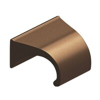 "Colonial Bronze - Pulls - 1"" Centers Pull in Satin Bronze"