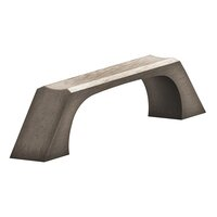 """Colonial Bronze - Pulls - 3 1/2"""" Centers Pull in Satin Bronze"""
