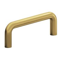 "Colonial Bronze - Pulls - 2 1/2"" Centers Wire Pull in Satin Bronze"