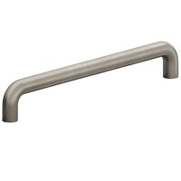 """Colonial Bronze - Appliance Pulls - 8"""" Centers Low Clearance Thru Bolt Pull in Satin Bronze"""