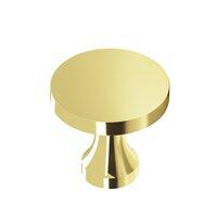 "Colonial Bronze - Knobs - 1 1/8"" Knob In Satin Bronze"