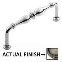 "Classic Brass - Hutter Classic - 4"" Centers Pull in Antique Brass"