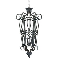 "Craftmade - Jeremiah Highland Place Lighting - 28"" Pendant Light in Mocha Bronze"