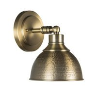 Craftmade - Jeremiah Timarron Lighting - 1 Light Wall Sconce in Legacy Brass