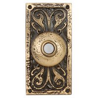 Craftmade - Tieber by - Door Bells and Chimes - Surface Mount Designer Door Bell in Burnished Brass
