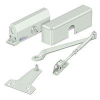 Deltana Hardware - Door Closers - DC70 Door Closer in Aluminum