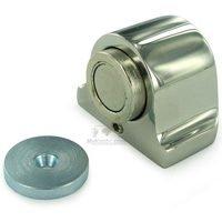Deltana Hardware - Solid Brass Magnetic & Standard Dome Stops - Solid Brass Magnetic Dome Stop in PVD Brass