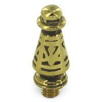 Deltana DSST15A Solid Brass Steeple Tip