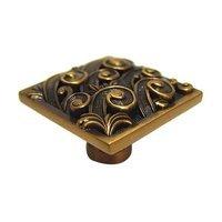 Edgar Berebi - Somerset - Knob in Museum Gold