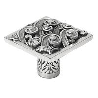 Edgar Berebi - Somerset - Knob in Burnish Silver