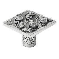 Edgar Berebi - Somerset - Knob in Burnish Silver