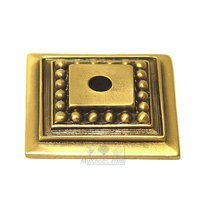 Edgar Berebi - Backplates - Decorative Backplate in Museum Gold