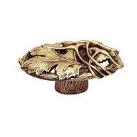 Edgar Berebi - Arts & Crafts - Arts and Craft Oak Park Knob in Museum Gold