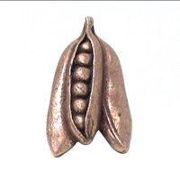 Emenee - Harvest - Peas Knob in Old World Copper