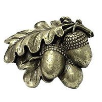 Emenee - Harvest - Acorn Knob in Aged Brass