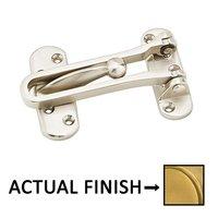 """Emtek Hardware - Door Accessories - 5"""" X 2-1/2"""" Security Door Guard in Oil Rubbed Bronze"""