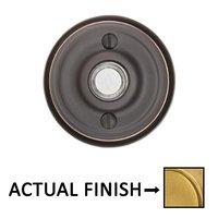Emtek Hardware - Door Accessories - Illuminated Door Bell in Oil Rubbed Bronze