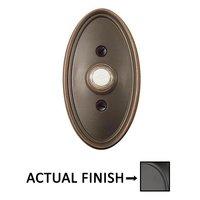 Emtek Hardware - Door Accessories - Illuminated Oval Door Bell in Unlacquered Brass