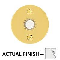 Emtek Hardware - Door Accessories - Illuminated Disk Door Bell in Oil Rubbed Bronze